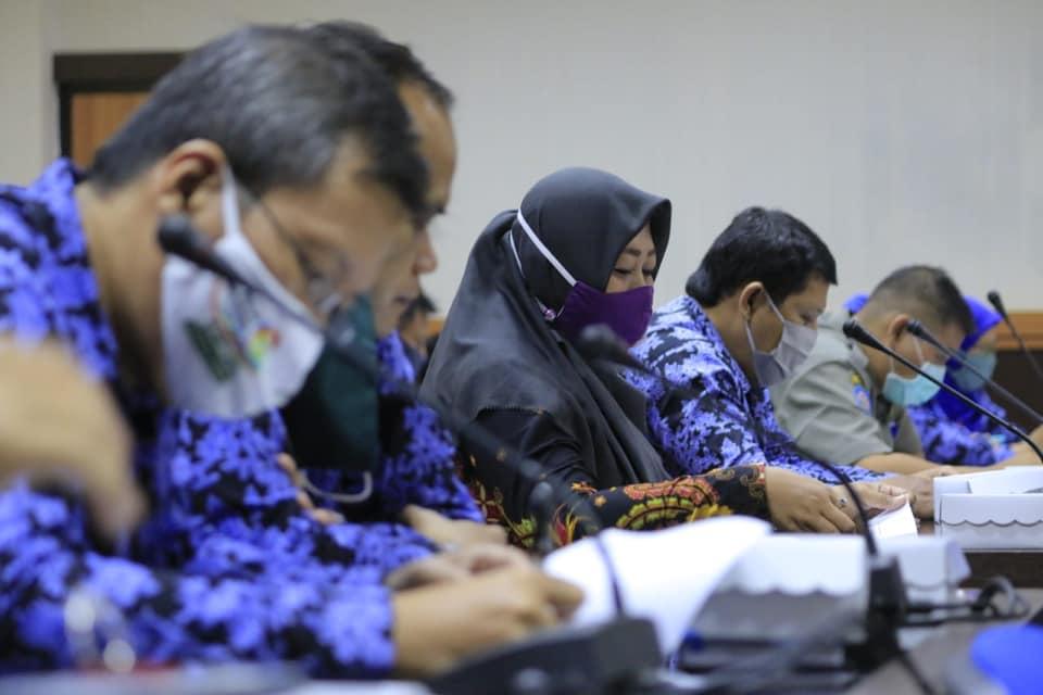 Undangan Uji Konsekuensi Daftar Informasi yang Dikecualikan PPID Kota Madiun